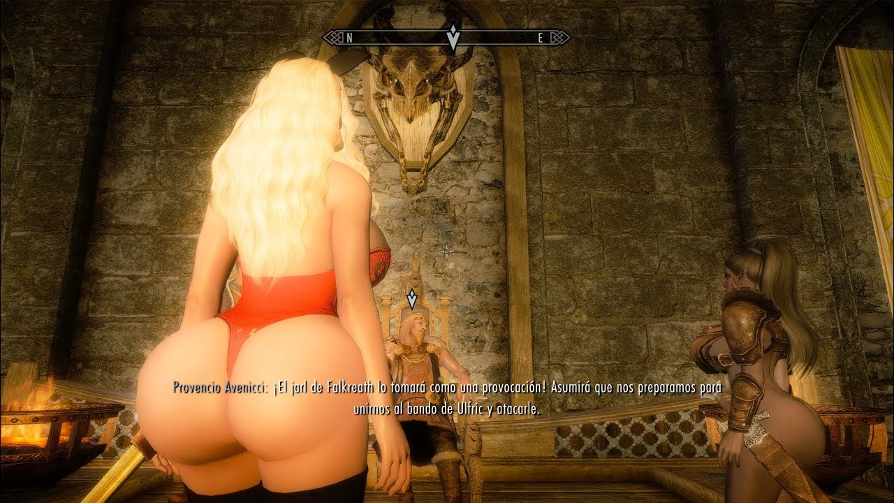 Absolutely Adult skyrim sex mod exclusively your