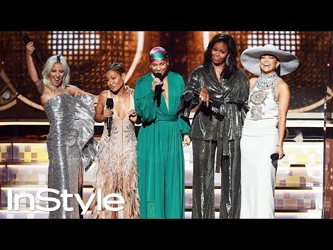 See All the 2019 Grammy Awards Red Carpet Arrivals | InStyle Mp3