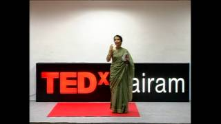 Role of arts in resurrecting humanity: Alarmel Valli at TEDxSAIRAM