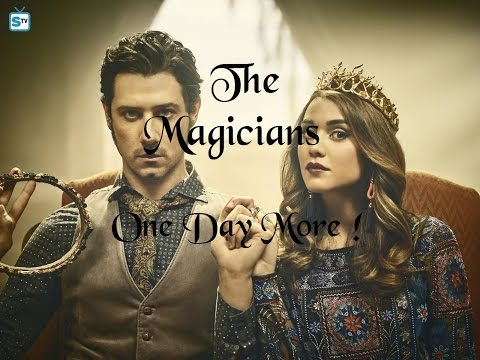The Magicians S02E09 «One Day More !»