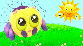 Itsy Bitsy Spider Song - Nursery Rhymes, Children Song