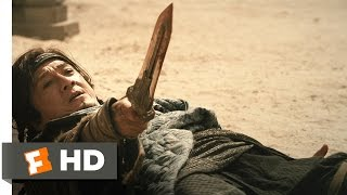 Dragon Blade - Huo An vs. Tiberius Scene (9/10) | Movieclips