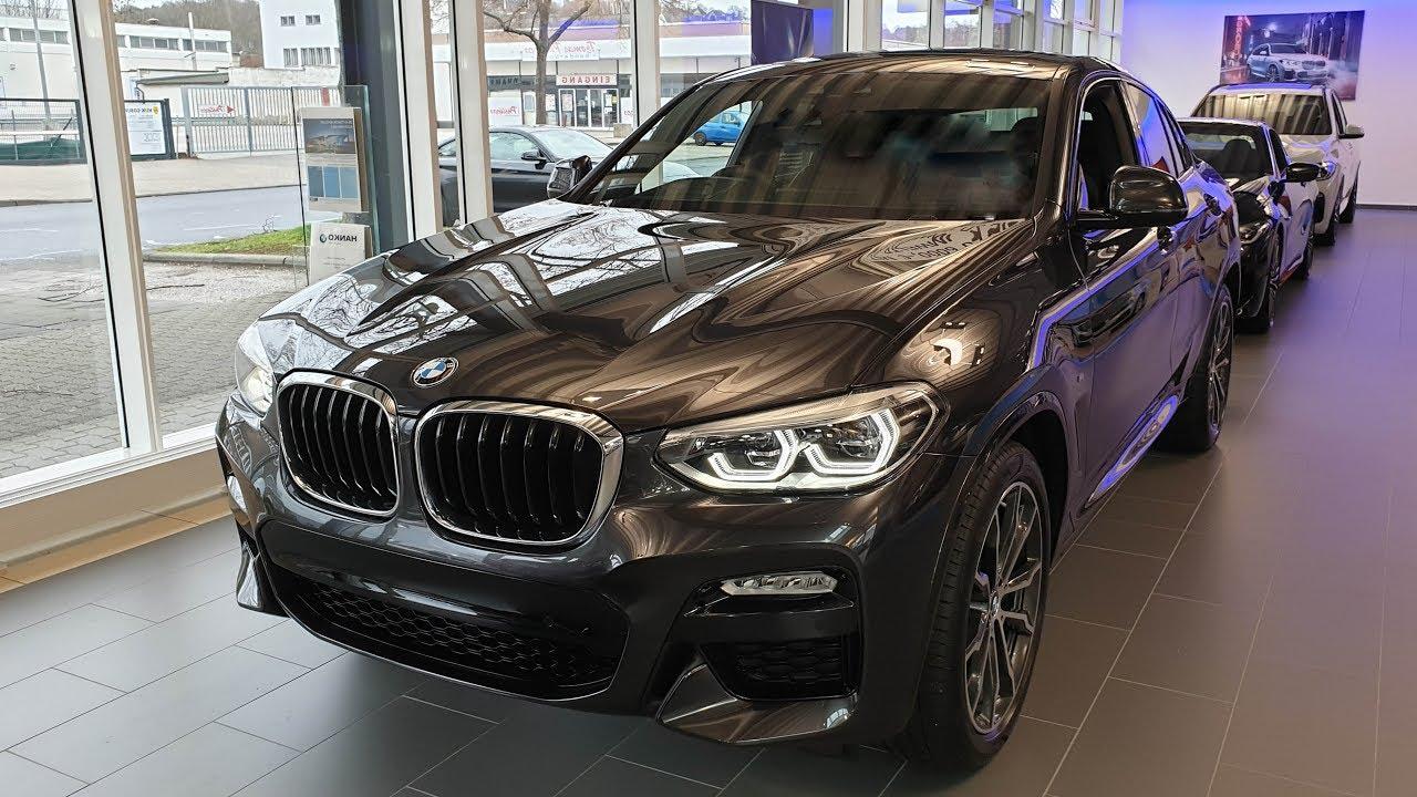 2019 BMW X4 xDrive30d Modell M Sport   -[BMW.view]- - YouTube