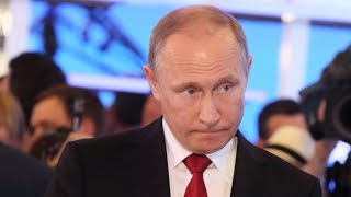 Дикий конфуз Путина