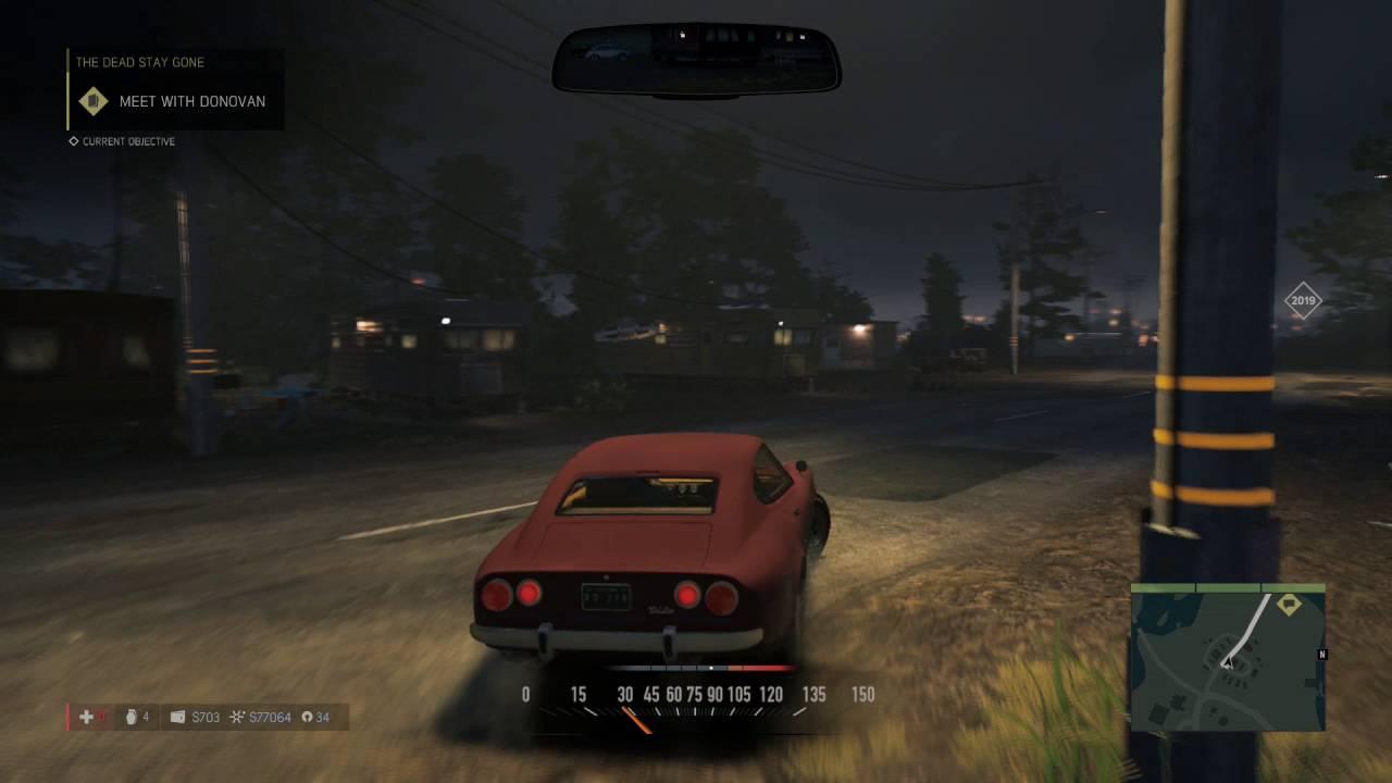 Mafia  Find Fast Cars