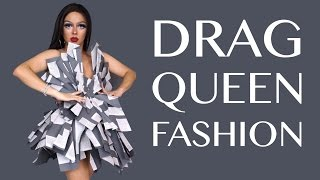 drag queen sewing tutorial