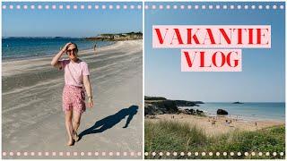 Op vakantie met een BABY en TWEE KLEUTERS | VAKANTIEVLOG | Carnac, Frankrijk | Wil & Tien