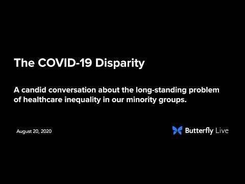 The COVID-19 Disparity