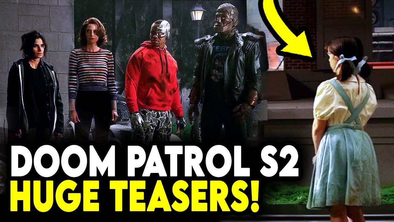 doom patrol season 2 main villain