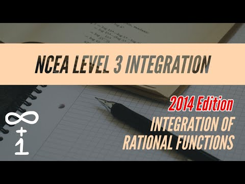 Integration of Rational Functions