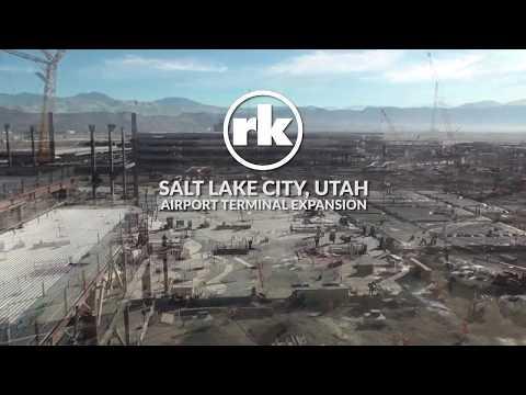 RK Salt Lake City Airport Terminal Expansion