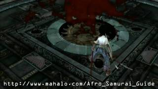 Afro Samurai Walkthrough - The Empty Seven