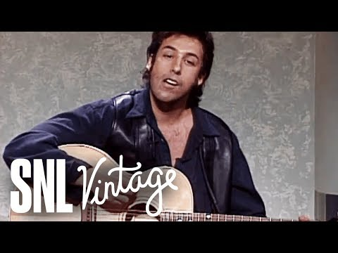 Weekend Update: Bruce Springsteen on Thanksgiving - SNL
