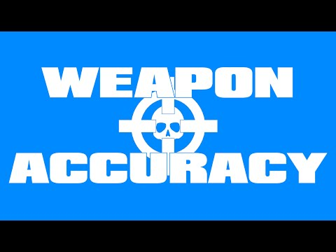 PAYDAY 2: Weapon Accuracy - Stats InDepth #3