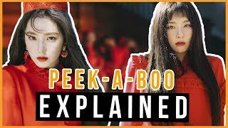 Download Lagu Red Velvet Peek-A-Boo Explained Mp3