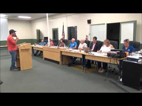 Carrabelle City Commission Meeting November 3, 2016