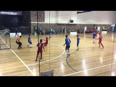 U19 SA v ACT Blue First Half