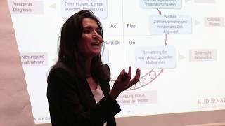 Hoshin Kanri Vortrag 2019: Agile Strategieumsetzung mit Hoshin Kanri