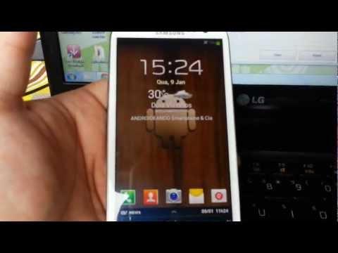 Root, troca do Kernel e instalação do ClockworkMod Recovery no Samsung Galaxy S3 GT i9300