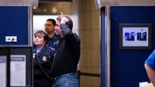 TSA agent admits to groping male passengers