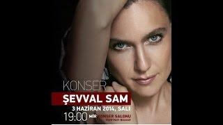 Şevval Sam MIR Konser Salonu Moskova Konseri Full 03 Haziran 2014