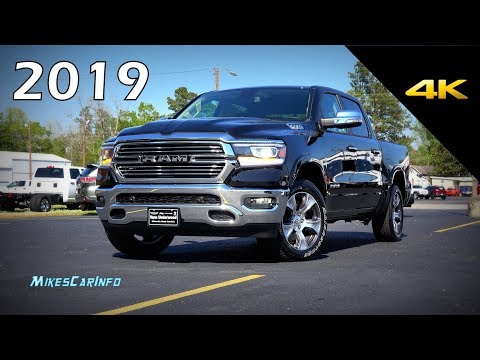 2019 RAM 1500 Laramie - Ultimate In-Depth Look in 4K