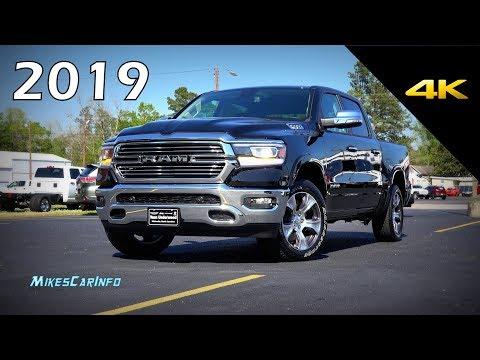 2019 RAM 1500 Laramie - Ultimate In-Depth Look in 4K