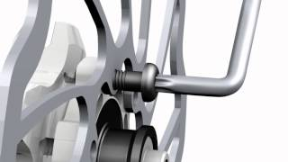 2012 uchycení brzdového kotouče na náby Mavic MTB