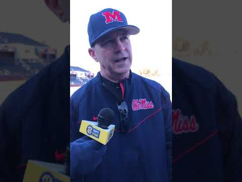 Ole Miss baseball head coach Mike Bianco - January 25, 2019