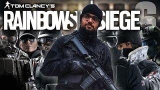 SALTANO LE TESTE su Rainbow Six Siege