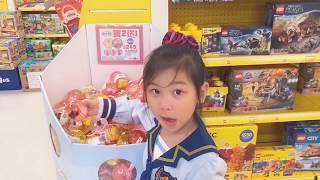 台中 金典酒店 玩具反斗城 發現新玩具 有事沒事都要來逛逛玩具店~ sunny yummy 的日常~ thumbnail