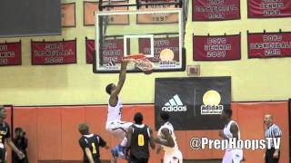 Arizona Wildcat commit Craig Victor 2014 Findlay Prep highlights vs Milwaukee Rebels
