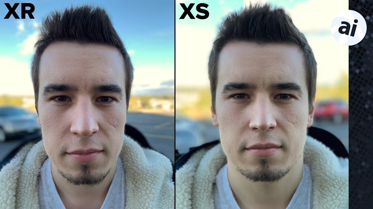 iphone se vs iphone 6s selfie camera