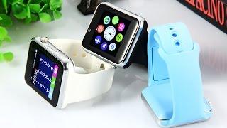 Sim kart takılabilen Akıllı saat incelemesi (Smart Watch a1)