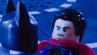 LegoGraphic Films | Batman Vs  Superman - Clash of the Heroes