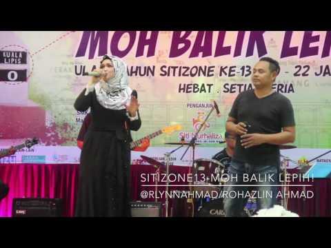 Jangan Pisahkan - Dato' Siti Nurhaliza feat. Abg Ayie [SITIZONE13]