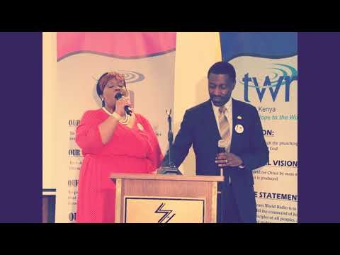 I will serve (Carman)  - Rendition  by Mr & Mrs. Rev Kwame Rubadiri