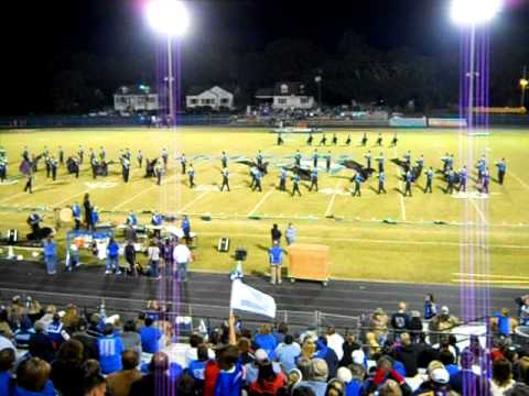 The Pride of Erath Marching Bobcat Band