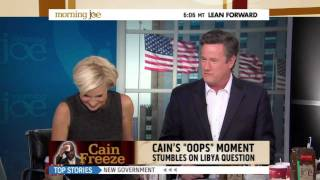 Morning Joe Scarborough Gets His Inner Jesse Ventura On