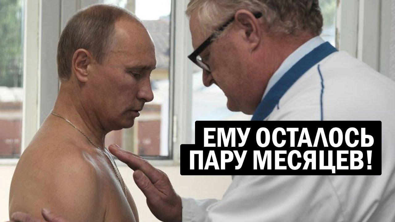 СРОЧНО - ПУТИН УЖЕ НЕЖNЛЕЦ?! Новости России, политика