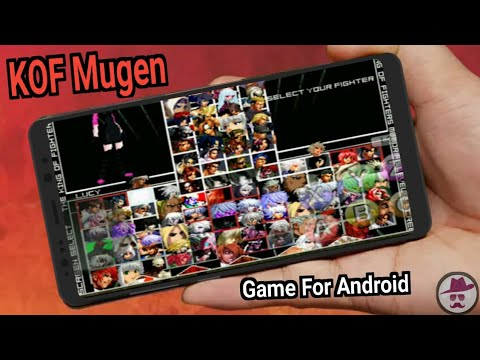 How To Download King Of Fighters Mugen All Gods Game For Android Device Urdu /Hindi Now KOF Download