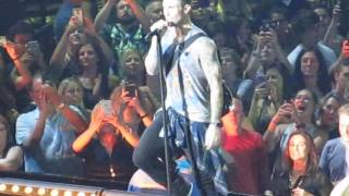 Maroon 5 in concert - Sugar - Knoxville, TN September 2016