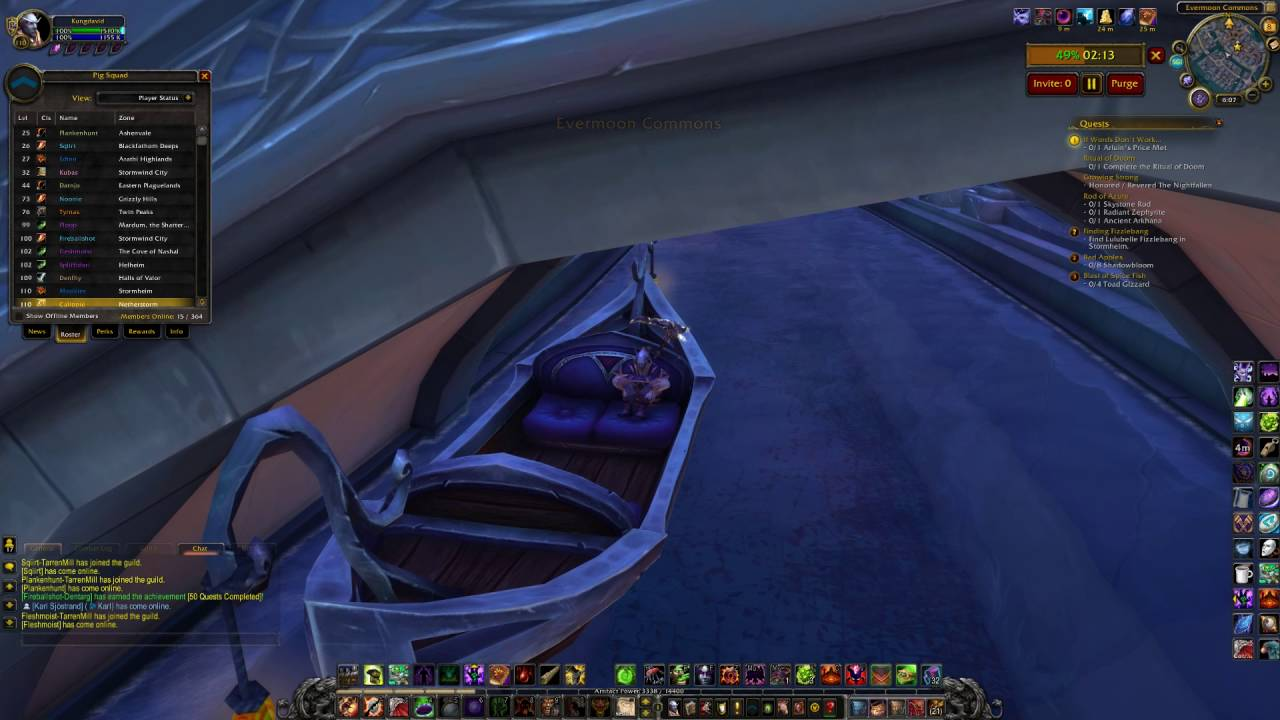 Superguildinvite 7 6 0 Addon World Of Warcraft Youtube
