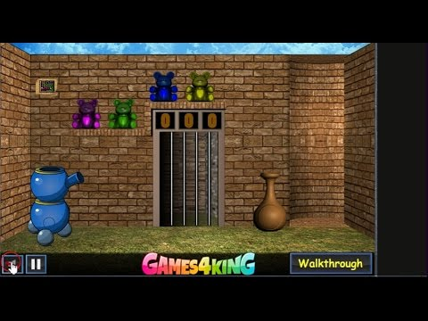 G4K Lion Escape 2 walkthrough Games4King.