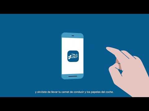App que permite llevar el permiso de conducir en el móvil