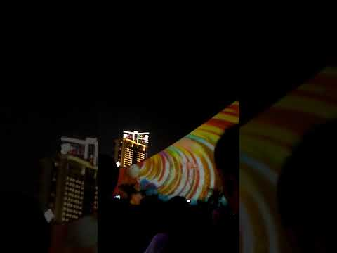 Tsim Sha Tsui Symphony of lights