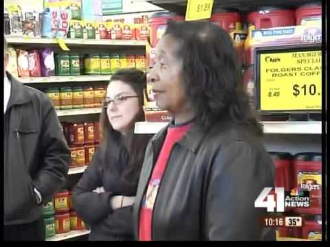 Lottery ticket makes woman millionaire