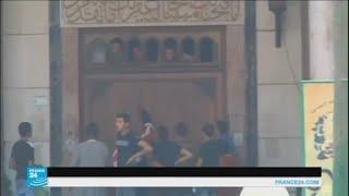 الحكم بالسجن المشدد لمدة 5 أعوام على 216 متهما بأحداث مسجد الفتح بمصر