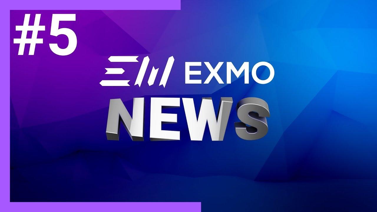 EXMO Expertise: TOP-10 новостей мира криптовалют #5