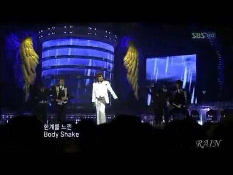 19.10.08 Rain Bi Comeback Rainism LIVE! HD
